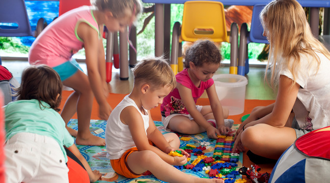 What a Group of MBAs can Learn from Kindergarteners