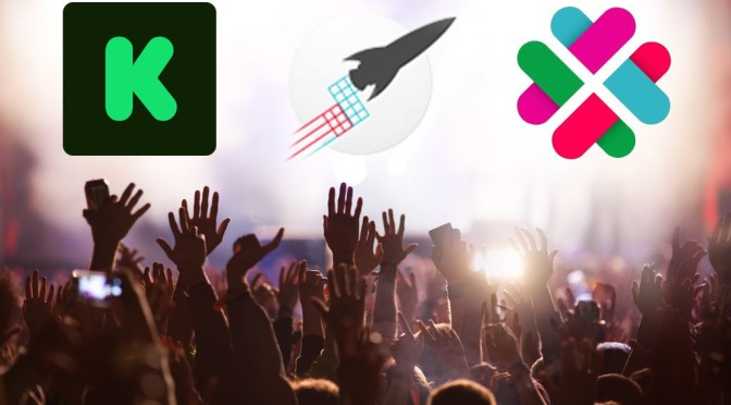 Kickstarter vs. RocketHub vs. Indiegogo