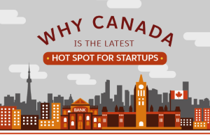 Why Canada is the latest hot spot for startups