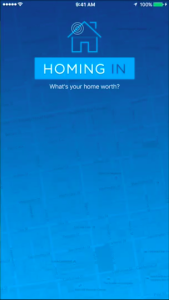 Homing In App